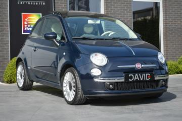 Fiat 500 Lounge 0.9 Twin-air